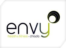 Envy - health fitness - chiado logo