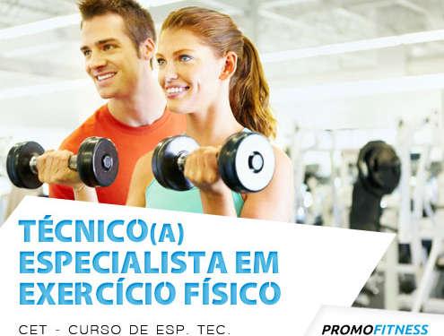 CET - Técnico Especialista em Exercício Físico