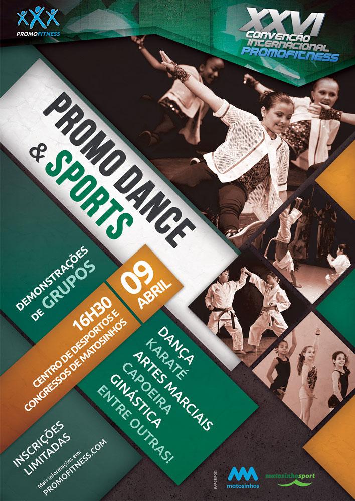 Promodance & Sports cartaz