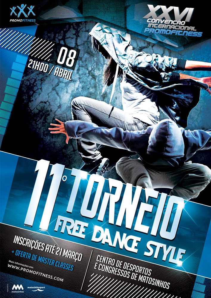 11 Torneio Free Dance Style cartaz